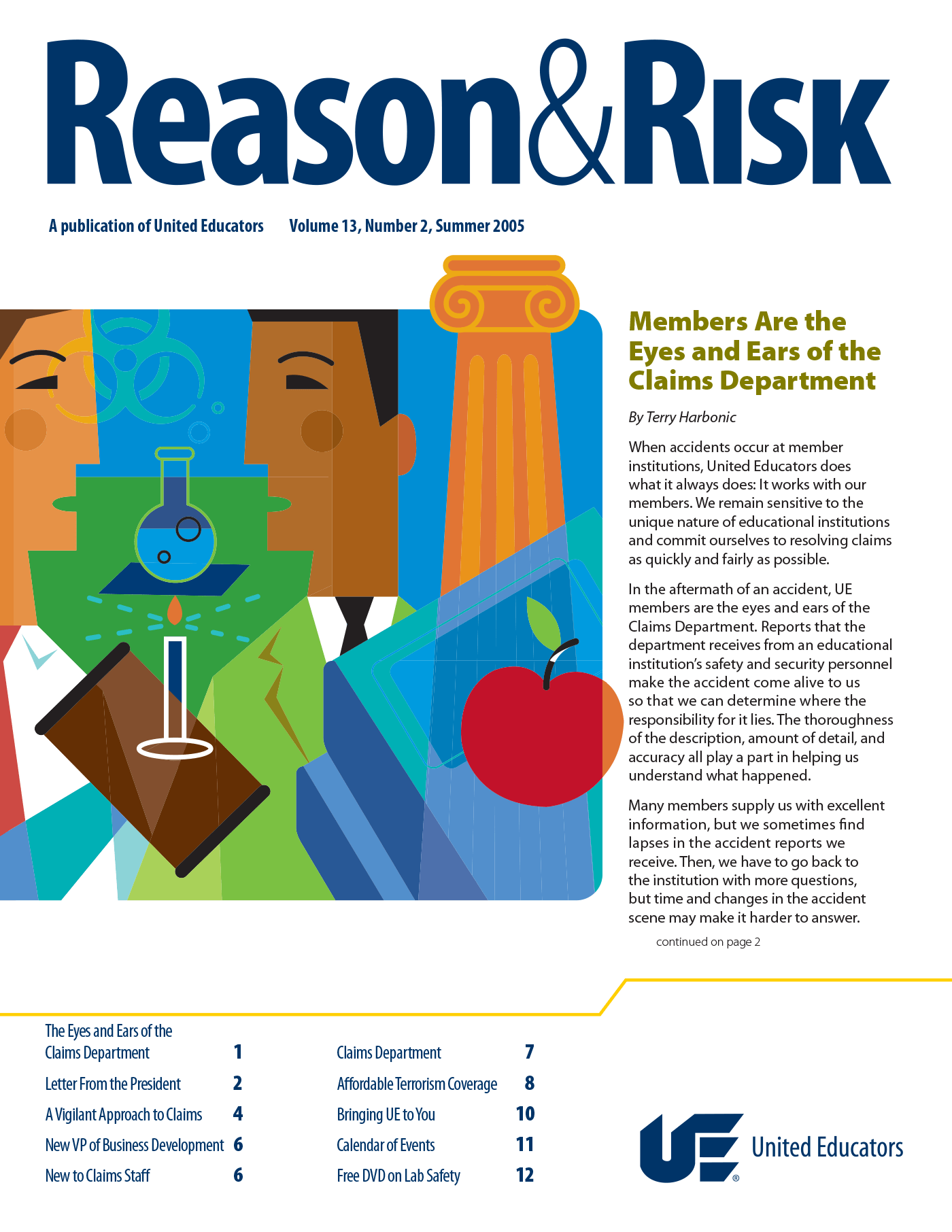 Reason & Risk Cover Image