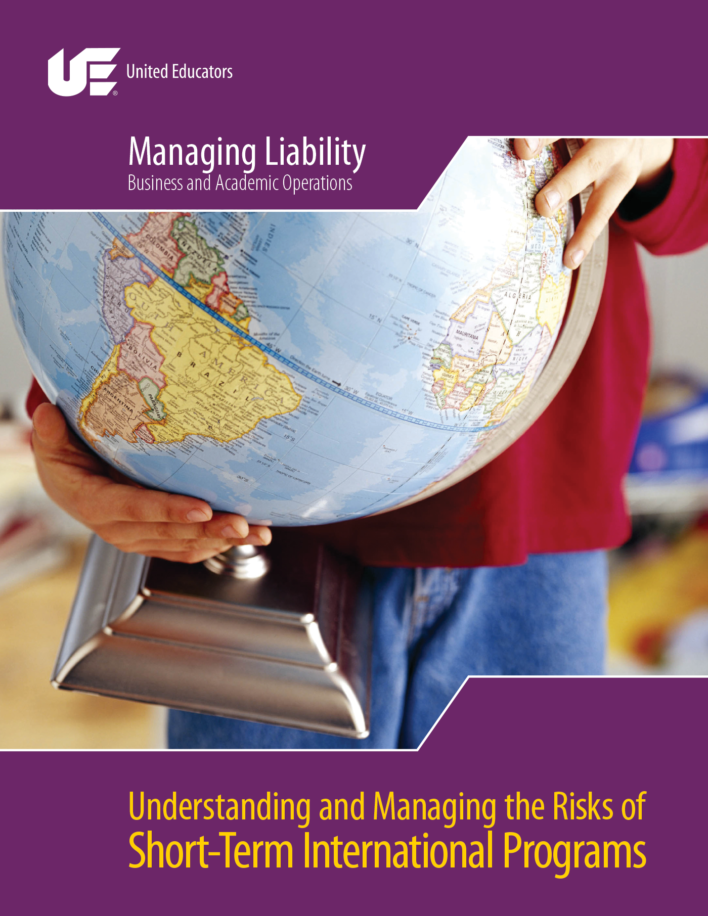 UE Managing Liability Business and Academic Operations