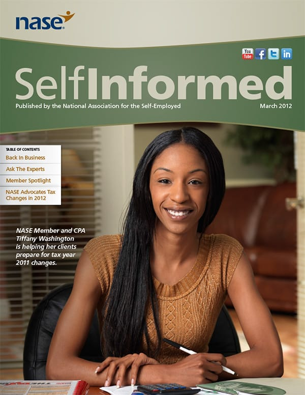 Self Informed Cover