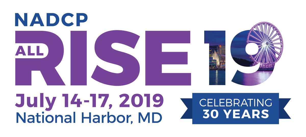 NADCP RISE 2019 Logo