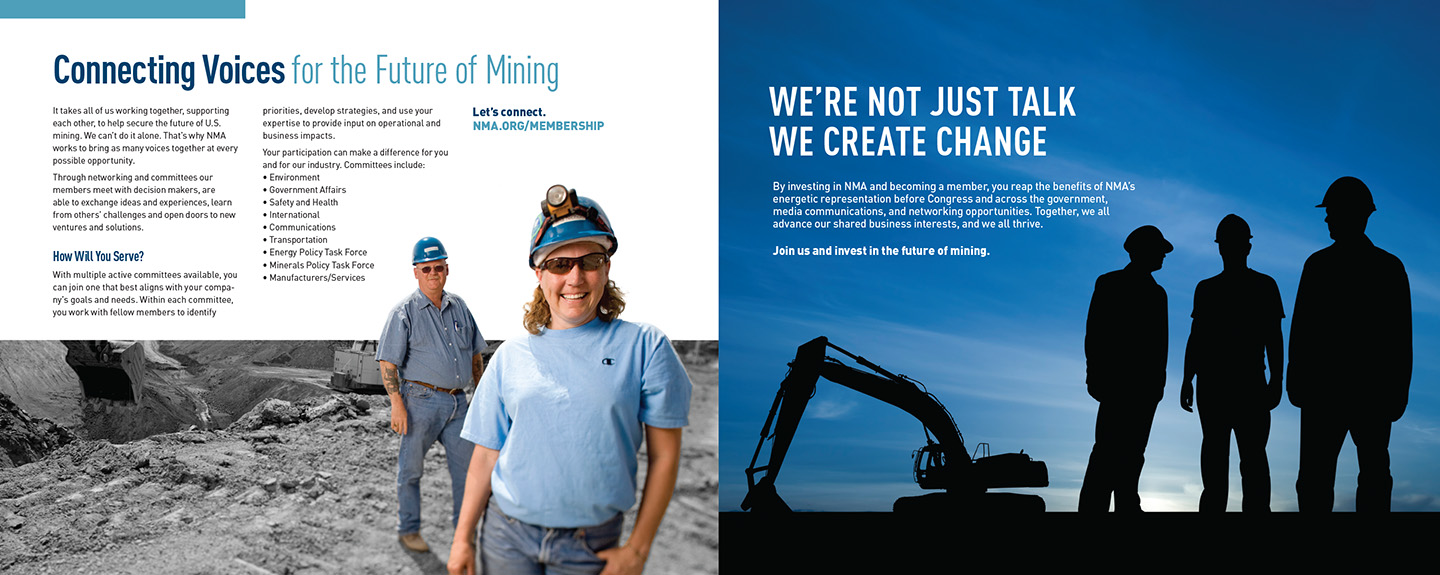 National Mining Association Brochure